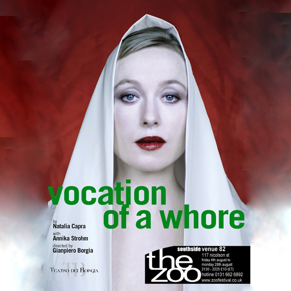 Vocation of a Whore